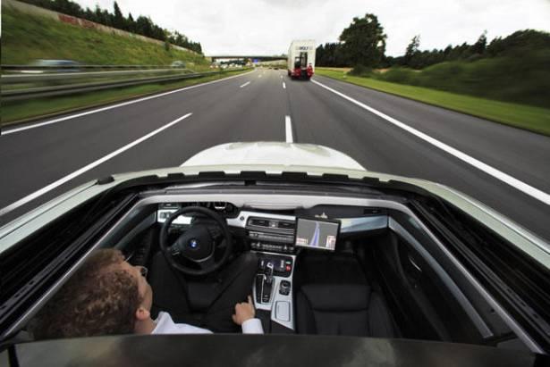BMW公佈 半自動駕駛系統影片