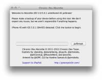 Absinthe正式推出!iPhone 4S 5.0.1 破解教學