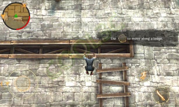 芒刺在身高清版 - 流暢的3D動作遊戲