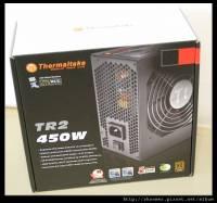 Thermaltake TR2 450W 裸奔圖分享