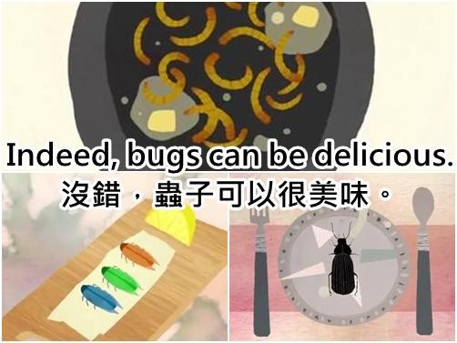 【希平方英文報】我們應該要吃蟲嗎?