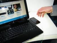 仁寶展出超像變形平板的 Ultrabook 原型機