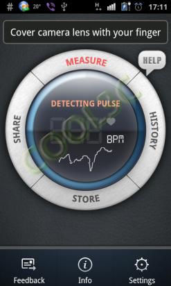 Instant Heart Rate - 用手機測量你的心跳