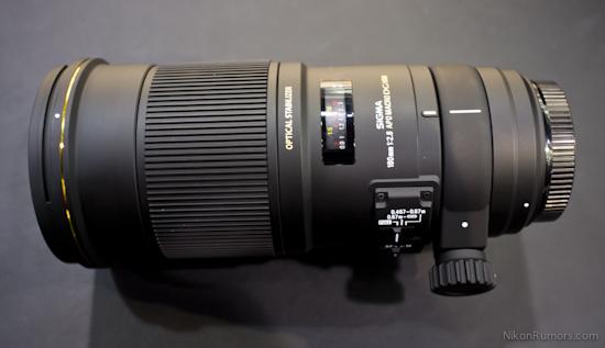Sigma 推出生態攝影巨砲 180mm f2.8 微距鏡