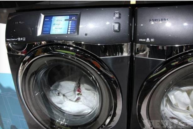 三星推出可用 WiFi 監控的洗衣機 WF457