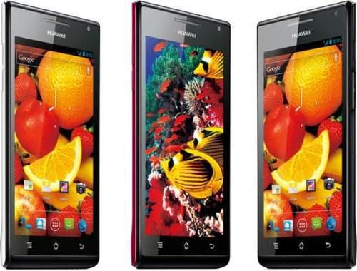 最薄手機王座再換人,華為推出 Ascend P1 S Android 手機