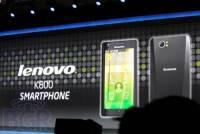 Lenovo K800將推出基於Intel處理器的手機