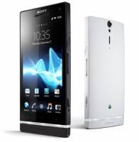 Sony發表配備 1 200 萬像素相機的 Xperia S