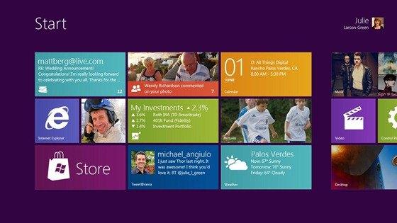 Windows 8 Beta 二月底亮相!