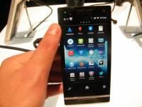 Sony 品牌手機再添一, Xperia S 亮相