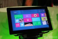 NVIDIA 在 CES 展出 Windows 8 on ARM 平板參考設計!