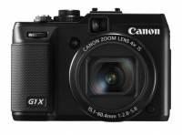超大感光元件隨身機 Canon PowerShot G1 X 正式發表