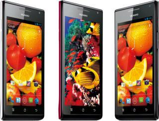 華為將在 CES 2012 中發佈全球最薄的 Android 手機 ─ Huawei Ascend P1 S!