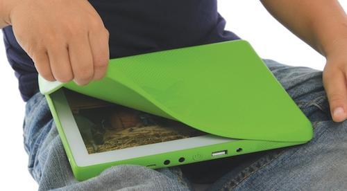 OLPC XO 3.0揭曉:8吋平板,可用太陽能或手搖充電,Android系統或是Sugar作業系統