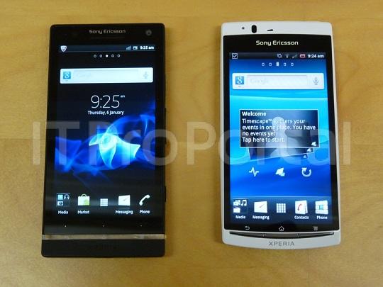 SE Xperia HD(Nozomi )已降臨傳媒手中,規格確認
