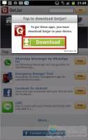 讓你可以下載正版限免 Android App 的 GetJar 軟體市集