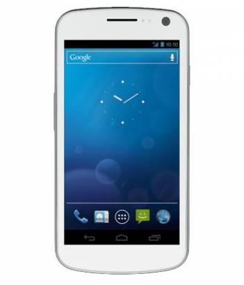 白色版 Galaxy Nexus 將於2月開始上市