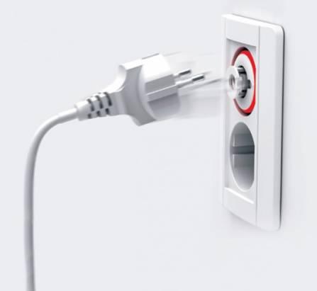 未來家用插頭將自動彈出?