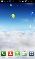 Blue Skies Live Wallpaper - 站在雲端的動態桌布