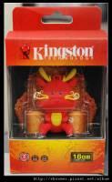 Kingston 火紅尊龍碟
