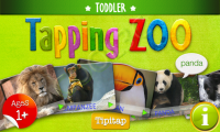 Toddler Tapping Zoo - 小朋友學習最佳伴侶