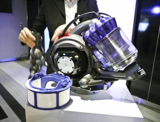Dyson 新品吸塵器DC36現正預購中