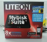 Liteon eNAU808 DiskCollection測試文