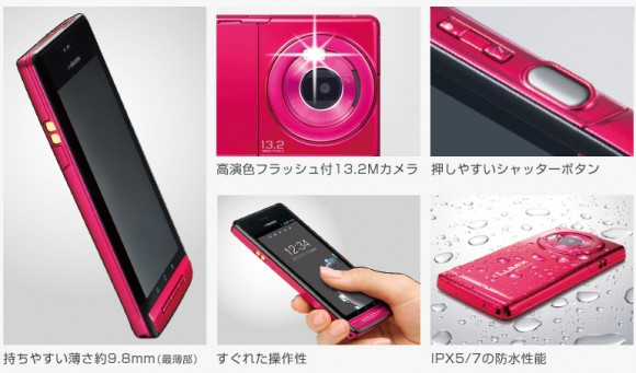 借Android強攻歐美 Panasonic 2012全球手機計劃起動