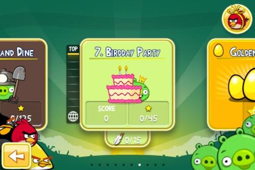 【香港】Angry Birds 2.0版本登場,新增15關卡