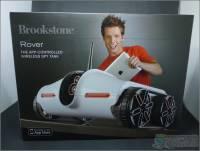 電影道具走入現實生活,大人的科技玩具 - Rover Spy Tank