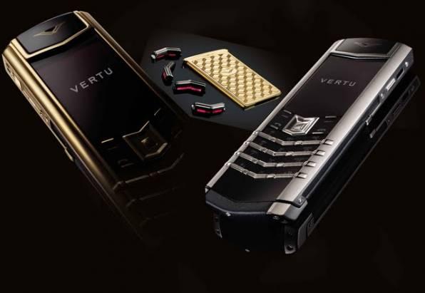 Nokia 打算拋售天龍人品牌 Vertu ,不過對一般人好像沒感覺...