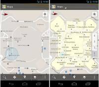 Google Map:帶你從戶外走向室內