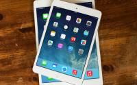 iPad Air 2 Retina iPad mini 2: 設計不變 加入重點功能及規格