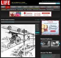 Life雜誌發表史上最蠢30種發明