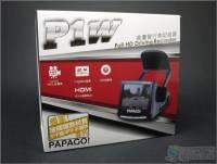 行車記錄器加寬版 PAPAGO P1W 動手玩