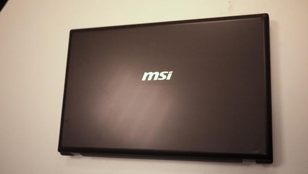 100年資訊月:MSI GE620DX 筆電