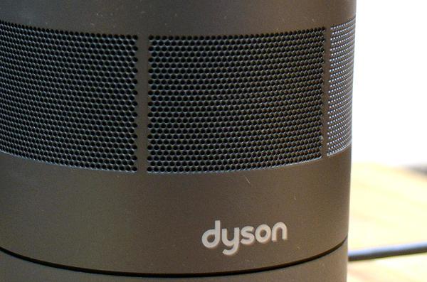 100年資訊月:Dyson Air Multiplier AM02 氣流倍增器