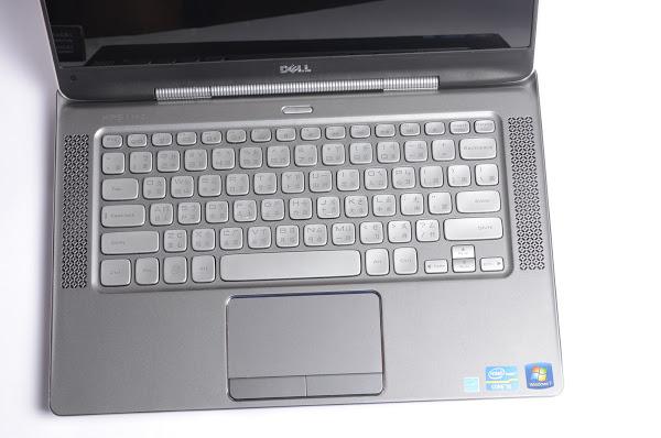 100年資訊月:Dell XPS 14z 筆記型電腦