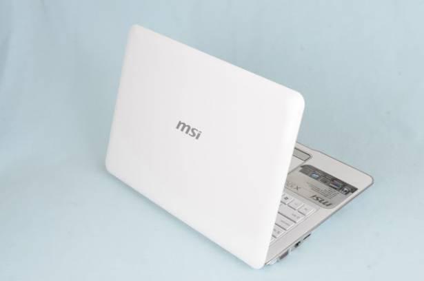 100年資訊月:MSI X370 APU 筆電