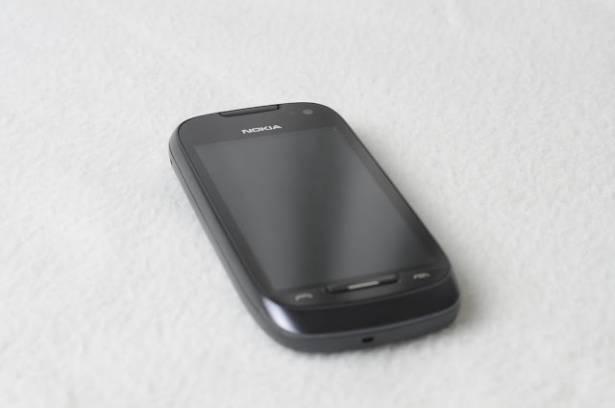 100年資訊月:Nokia 701 手機