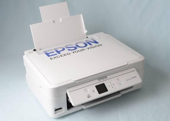 100年資訊月:Epson Stylus TX430W 複合機
