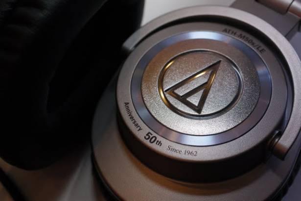 鐵三角五十週年紀念產品暨新品發表...數量與售價並未隨之公佈Orz