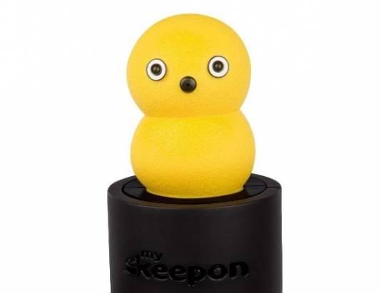 Keepon:今年可能爆紅的聖誕玩具?