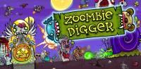 防禦模式的守城遊戲《Zoombie Digger》