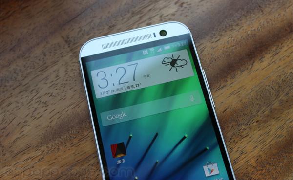 新 HTC One (M8) 螢幕破記錄: 歷來反應最快電話 [圖表]