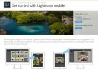 Adobe 更新 Creative Cloud ,一併宣布 iPad 版 Lightroom