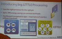 big.Little 設計, ARM 未來架構省電秘訣!