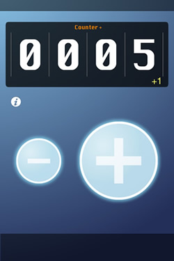 Powerful Counter App - Counter +