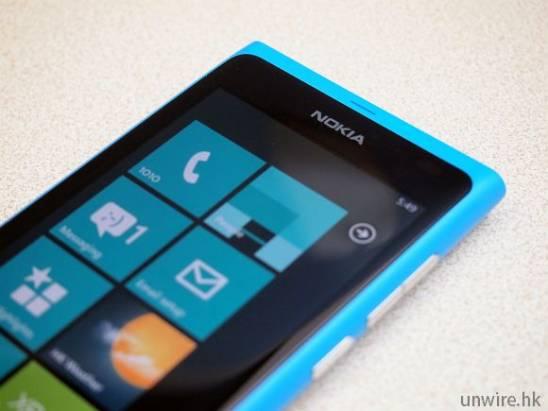 【香港】Nokia Lumia 800 動手玩(序章)