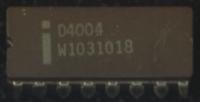 今天是Intel第一款微處理器 Intel4004 40週年